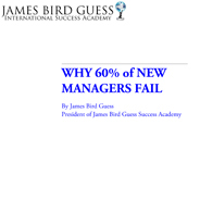 Why 60% of New Managers Fail
