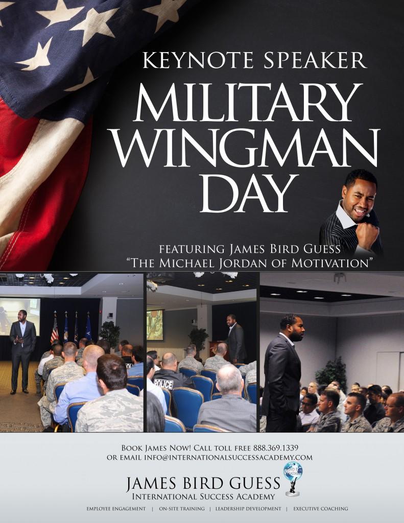 Military Wingman Day