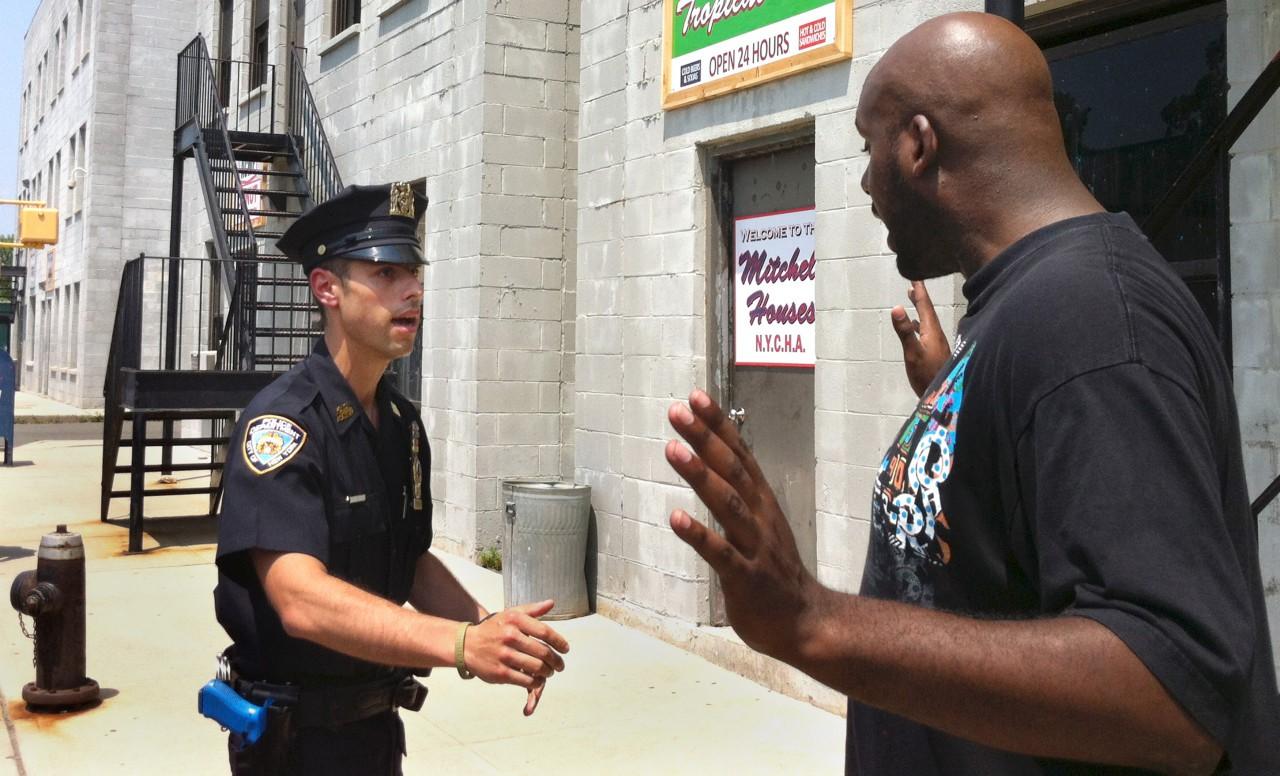 Bias and Blind Spots (Law Enforcement)